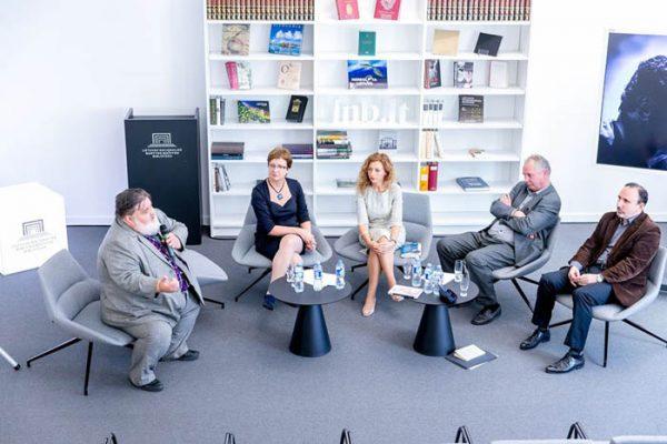 Pirmoji Donskišku pokalbiu diskusija Vilniuje